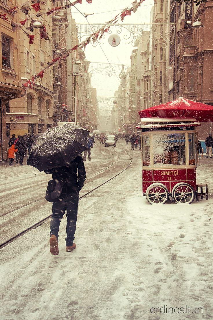 Kar ve İstanbul