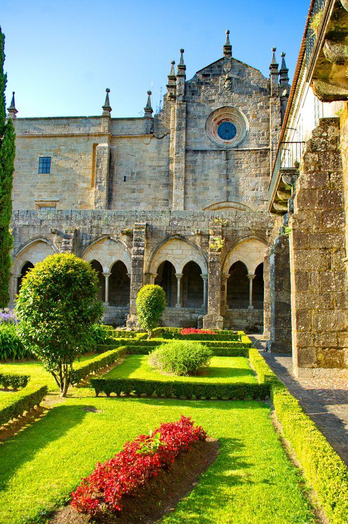 Catedral de Santa Maria de Tui, Galicia, Spain