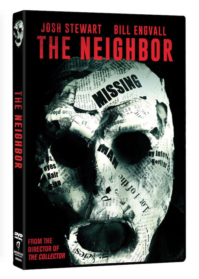 Josh Stewart's THE NEIGHBOR DVD / Digital HD / VOD Release Details: Josh Stewart's The Neighbor (2016) is co-written by… #TheNeighbor #Dvd