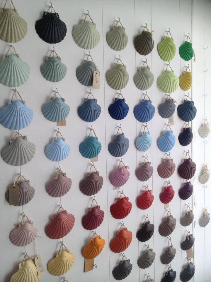 Carta de colores en The Painted Pearl