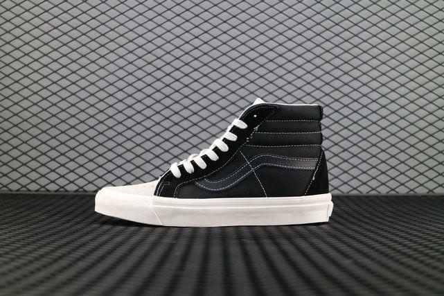 Vans Sk8 Hi 38 X Fear Of God Reissuef Fog Marshmallw Black White Vn0a2xs1ml6 Shoe Vans For Sale Vans Vans Vans Sk8 Vans High Top Sneaker