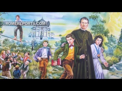 Remembering Saint John Bosco on the bicentenary of his birth