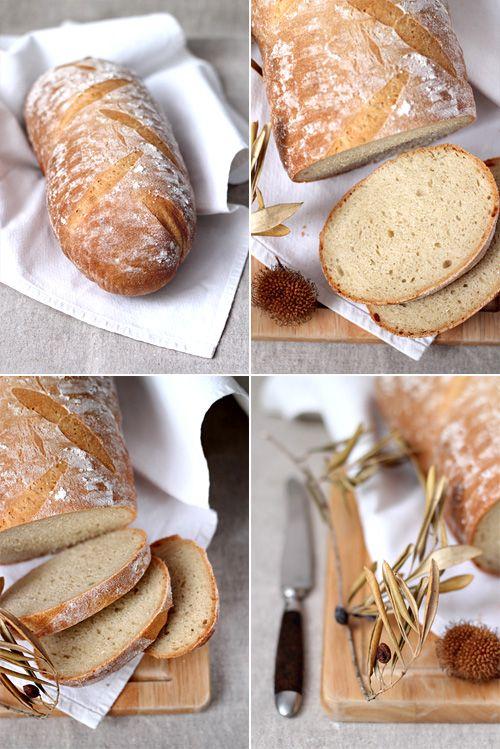 wiejski chleb grecki