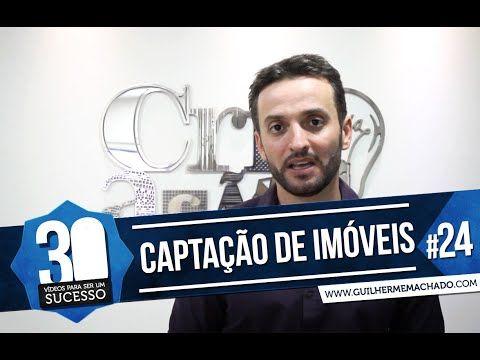 Corretor de imóveis: descubra O Que Fazer Para Ser o Rei da Captação | Palestrante Guilherme Machado