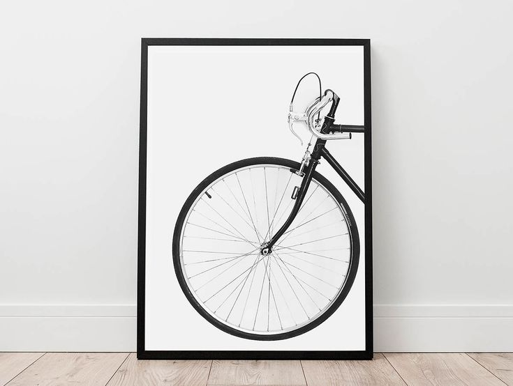 17 Best Ideas About Bicycle Print On Pinterest