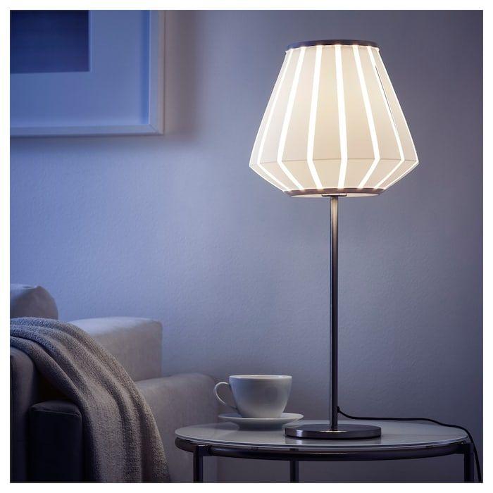 IKEA US Furniture and Home Furnishings | White lamp shade