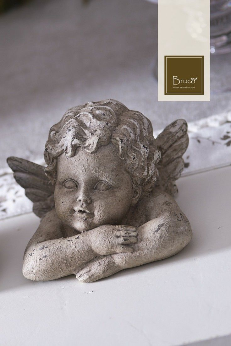 Putto #brucostyle #italianstyle #putto