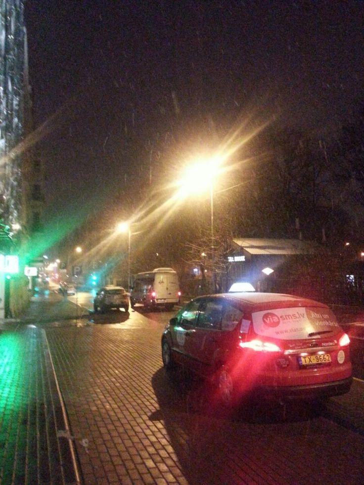 Рига встречает снегом (at @RadissonBlu Elizabete Hotel in Riga) https://www.swarmapp.com/c/83qRhZugUhV