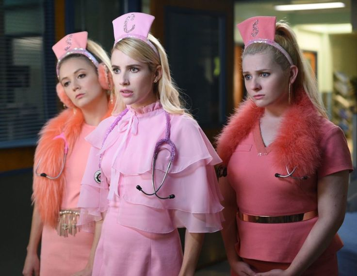 SCREAM QUEENS Season 2 Episode 1 Photos Scream Again