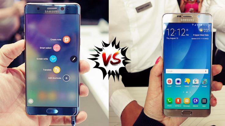 Galaxy Note 7 ve Galaxy Note 5 Karşılaştırması ve Sonuçları!…