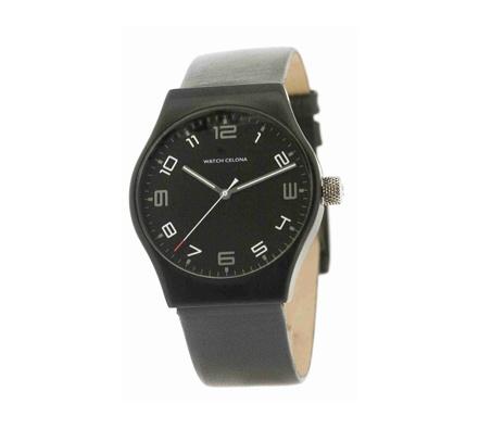 Reloj Negro. http://www.tutunca.es/reloj-watchcelona-mogambo-negro-1