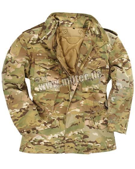 Полевая куртка us feldjacke м65