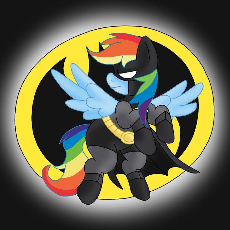 Elysium (Deep Space Damon) @ the O2 | UK of Equestria  |Batman Rainbow Dash