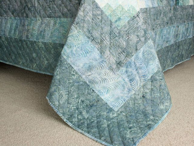 Color Splash Quilt Splendid Well Made Amish Quilts From