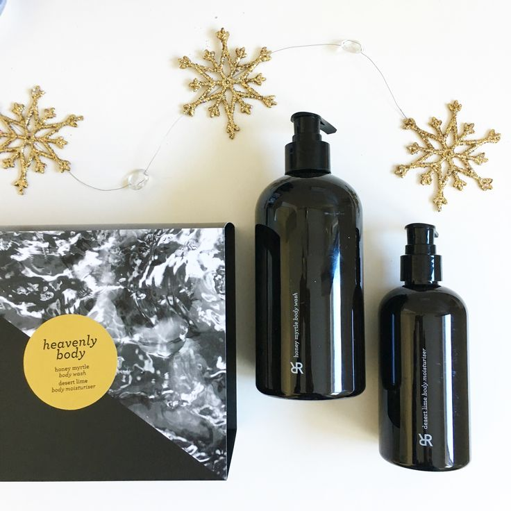 @rohrremedy Heavenly Body Gift Box✨Includes: ✨ Honey Myrtle Body Wash ✨ Desert Lime Body Moisturiser $50 Valued at $60 Great Value and a perfect gift for man or woman✨ ✖️BUY NOW peachyclean.com.au✖️