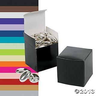 Mini Gift Boxes - Oriental Trading