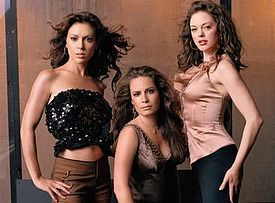 List of Charmed characters - Wikipedia, the free encyclopedia
