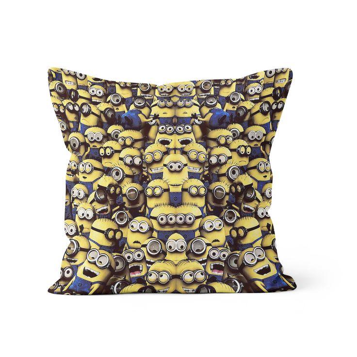 Minion Pillow