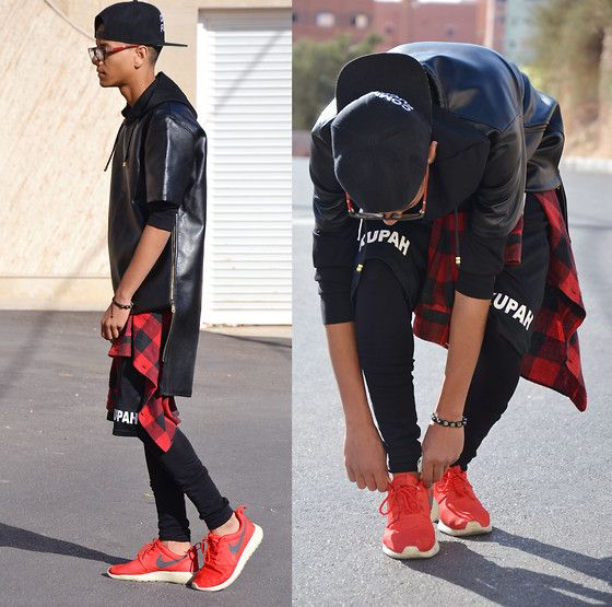 2228e29d09fe2 Find this Pin and more on Mens Roshe Style. Roshe Runs Outfit ...