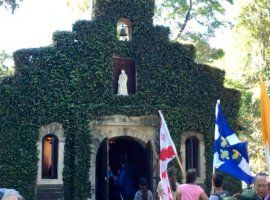 Pascua Florida Pilgrimage 2016 (5) - District of the USA