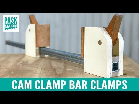 Cam Clamp - Bar Clamps - YouTube