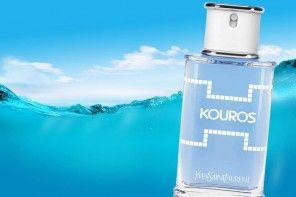 Yves Saint Laurent rafraîchit sa célèbre fragrance Kouros #yvessaintlaurent #kouros #parfum #été2014 #fragrance #beauty