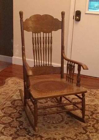 Antiques, Rocking chairs and Chairs on Pinterest