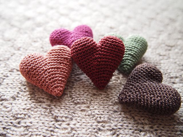 Pure Pinspiration! . ❤CQ #crochet #hearts #valentines