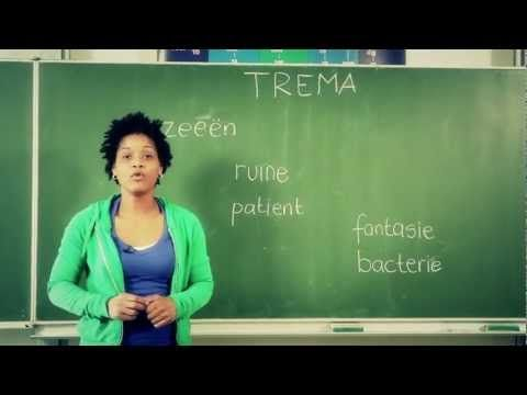 Spellingkampioen - Trema's - YouTube