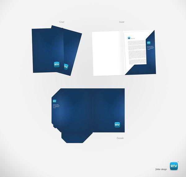 10 best PAPER FOLDERS images on Pinterest Folder design, Leaflet - resume folders