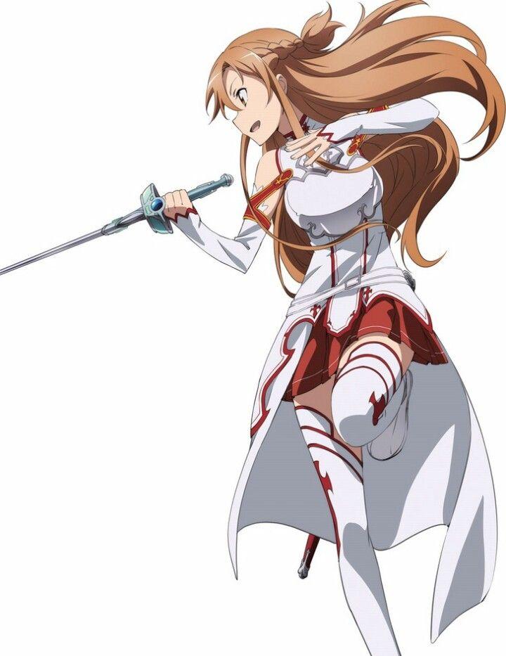 asuna yuuki | sword art online