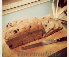 Thermoblitz Fruit Toast {Thermomix}