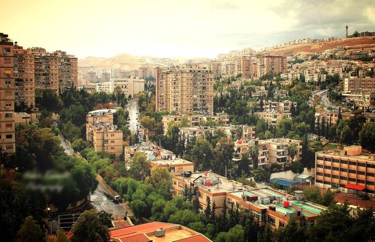 Damascus (Source)