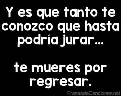 Te conozco- Ricardo Arjona.