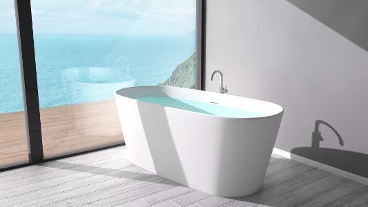 Bilde Urban  Urban frittstående badekar fra Interform.