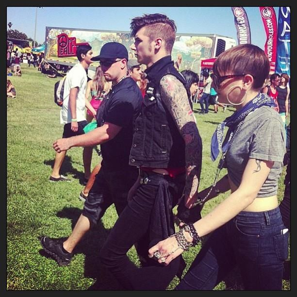 135 Best Images About Juliet Simms And Andy Biersack On