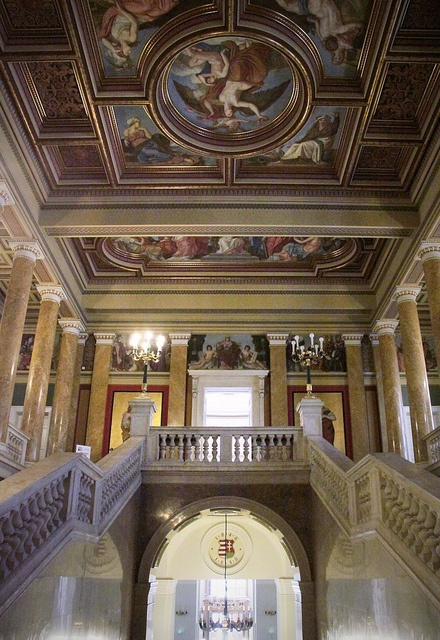 Hungarian National Museum - Budapest.jpg by Kotomicreations, via Flickr