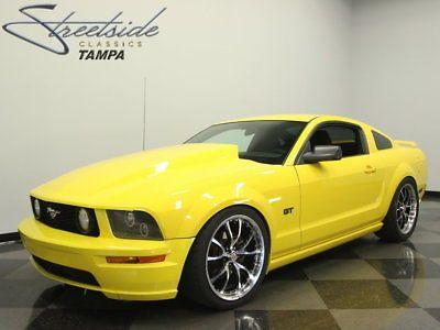 eBay: 2005 Ford Mustang GT Coupe 2-Door ONLY 2 FLORIDA OWNERS, CLEAN HISTORY, SUPERCHARGED 4.6 V8, 5 SPEED, SUPER CLEAN! #fordmustang #ford