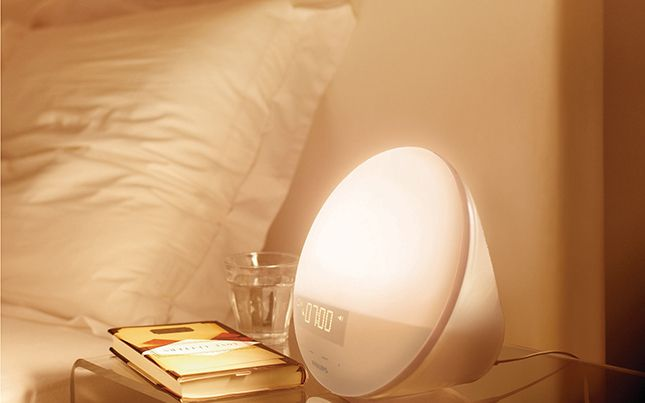 Philips Wake-Up Light Sunrise Simulation | 20 Alarm Clocks