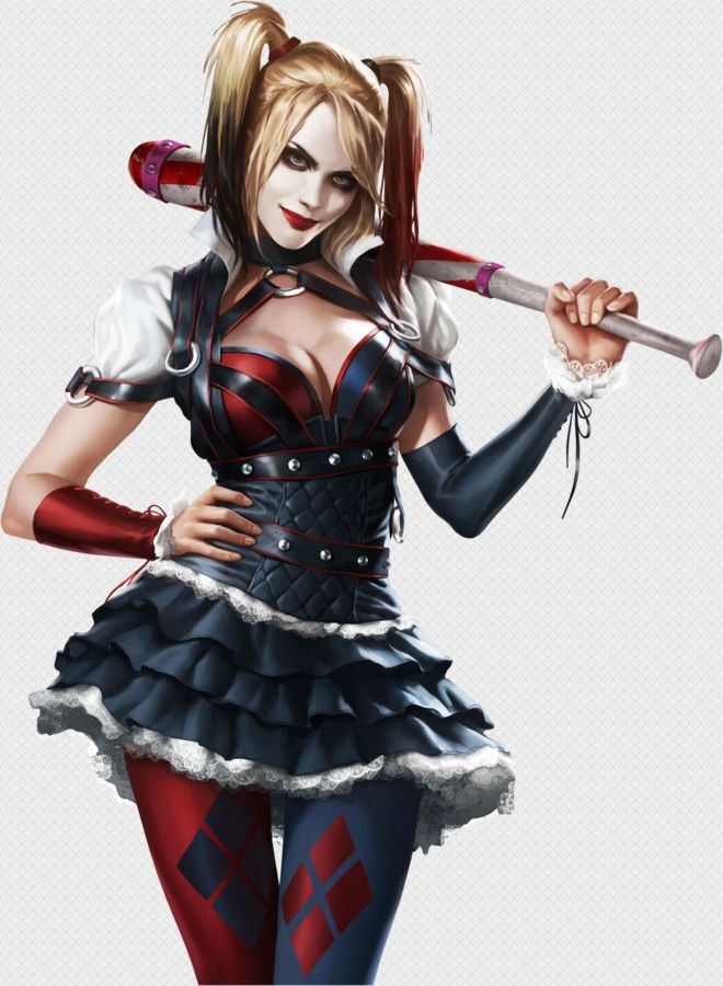 Batman: Arkham Knight: Harley Quinn