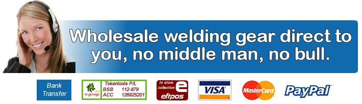 Welding Supplies Sydney - Good Welding supplies stores are easy to find and those that can deliver to your door are even better. Tokentools deliver welding supplies across Sydney and throughout the rest of Australia for that matter.