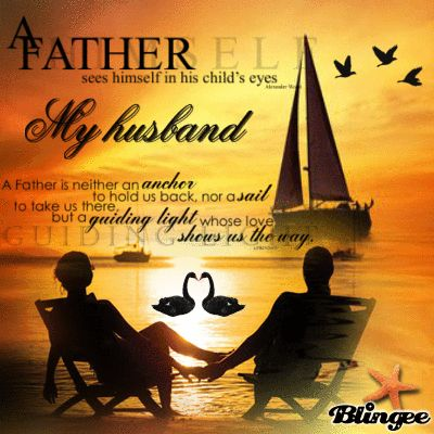 fathers day messages for husband for kids