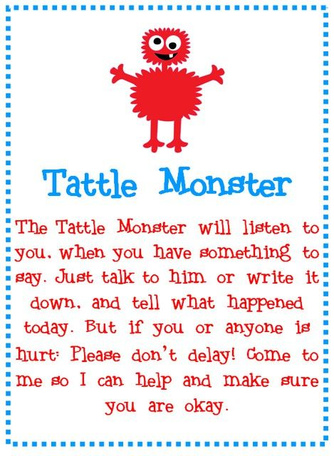 I love this! I've also seen it done with a stuffed animal so the child has something to talk to.