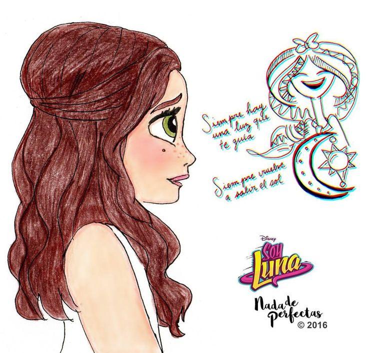 Siempre hay una luz que te guía, siempre vuelve a salir el sol ¿Luna pronto sabrá que significan sus sueños? #SoyLuna #DisneyChannel El lunes inicia el concurso para ganar los rollers de Soy Luna! Etiqueta a tus amigas, para que se...