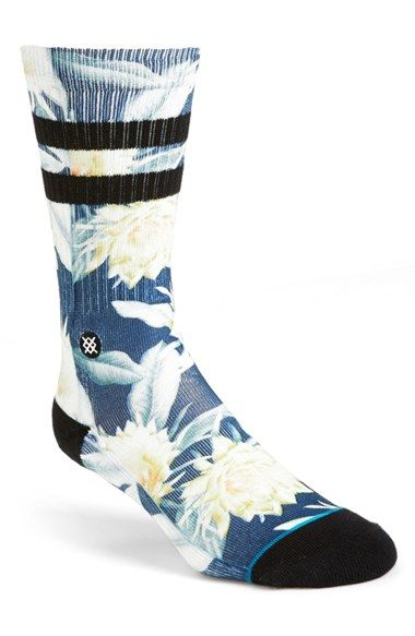 Stance+'Dahlia'+Socks+available+at+#Nordstrom