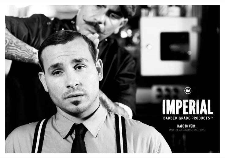 Imperial Barber Products - Classic pomade and hair products for dudes.