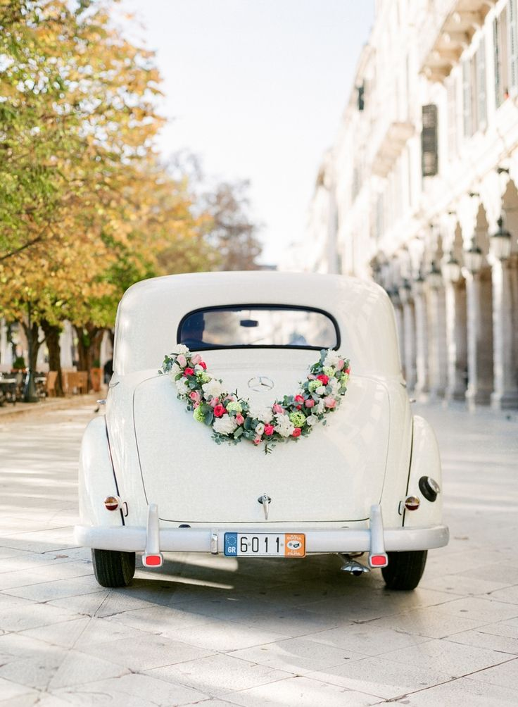 Colourful Autumn Wedding Ideas on Corfu via Magnolia Rouge