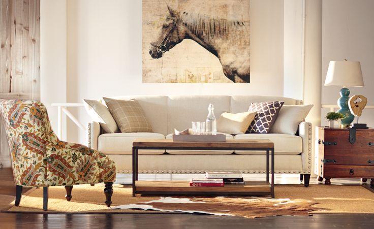 Neutral and airy. HomeDecorators.com   Decor, Home ...