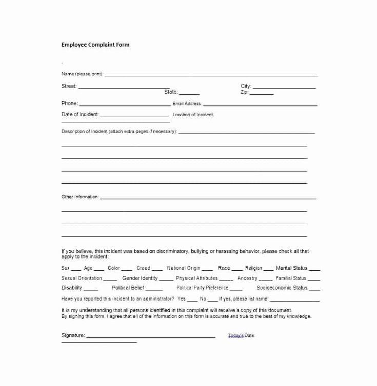 20+ Complaint letter sample pdf inspirations
