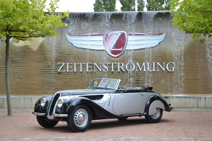 1938 BMW, 327  189000.00 EUR  Dieser BMW 327 präsentiert sich in einem sehr guten und originalen Zustand. Der Wagen stammt aus einer großen Sammlung und wurde auf einer Auktion im Rahmen der Versteigerung dieser Sammlung erworben.  http://www.collectioncar.com/detailed.php?ad=61157&category_id=1
